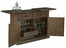 Винный шкаф-консоль Howard Miller 695-174 Monaciano Wine & Bar Console