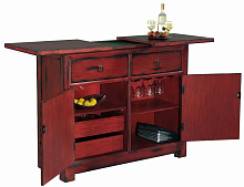 Винный шкаф-консоль Howard Miller 695-172 Rufina Wine & Bar Console
