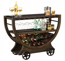 Винный шкаф-консоль Howard Miller Happy Hour Wine & Bar Console (695-184)