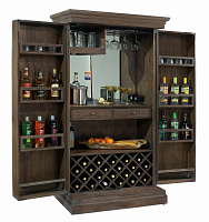 Барный шкаф Howard Miller 695-168 Monaciano Wine & Bar Cabinet